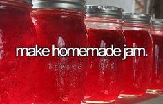 Make jam
