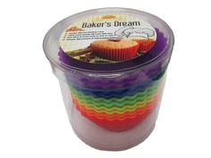 Bakers Dream Jumbo Silicone Baking Cups -- Check out this great image @ : Baking pans
