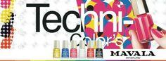 In arrivo gli smalti Mavala effetto gel : Techni color's Collection » Tutto Nail Art & Unghie