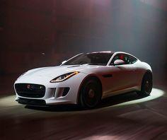 Jaguar F-Type Coupe on http://www.gearculture.com