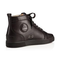 b2426f287da4 Shoes - Louis Men s Flat - Christian Louboutin Black Flats