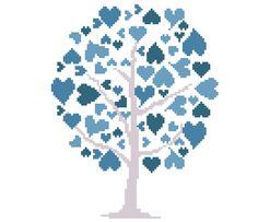 arbre aux coeurs