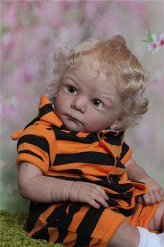 Митька. Кукла реборн Светланы Преображенской / Куклы Реборн Беби - фото, изготовление своими руками. Reborn Baby doll - оцените мастерство / Бэйбики. Куклы фото. Одежда для кукол