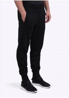 Y3 / Adidas - Yohji Yamamoto CL FT Cuff Pants - Black