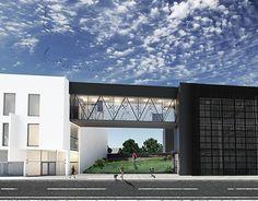 """Check out new work on my @Behance portfolio: """"Muzeum Szkła - Projekt inżynierski"""" http://be.net/gallery/54182493/Muzeum-Szkla-Projekt-inzynierski"""