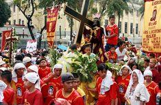 Traslacion of the Black Nazarene Black Nazarene, Sinulog Festival, Festival List, Air Balloon Festival, Fairs And Festivals, Philippines, Most Beautiful, Balloons, Culture