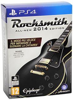Rocksmith 2014 UBI Soft a 59,99€! http://www.amazon.it/gp/product/B00M3AYIBC/ref=as_li_ss_tl?ie=UTF8&camp=3370&creative=24114&creativeASIN=B00M3AYIBC&linkCode=as2&tag=smashbutto-21