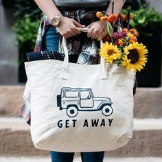 Get Away Weekender Bag