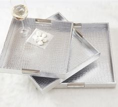 Silver Gallery Trays New In The Today And Already A Hit Starting At