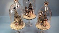 Χριστουγεννιάτικες χιονόμπαλες απο πλαστικά μπουκάλια - {ΒΙΝΤΕΟ}