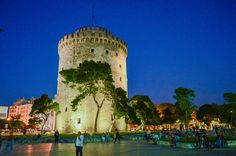 White Tower, Thessaloniki Greece