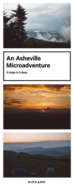 An Asheville Microadventure: 3 Spots in 3 Days