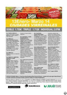 MEXICO: Ciudades Virreinales 13Enero-Marzo Aeromexico 1.755€ Tasas Incluidas ultimo minuto - http://zocotours.com/mexico-ciudades-virreinales-13enero-marzo-aeromexico-1-755e-tasas-incluidas-ultimo-minuto-5/
