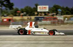 1973 GP Francji (Graham Hill) Shadow DN1 - Ford