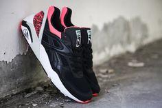 PUMA R698 OG 93 (Black Pink) - Sneaker Freaker 45ae7f355