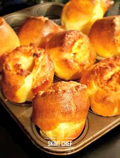 Our Yorkshire pudding recipe is foolproof and it's cheap, quick and easy. It's also super tasty and is an absolute essential for your Sunday roast. Easy Yorkshire Pudding Recipe, Yorkshire Pudding No Milk, Traditional Yorkshire Pudding Recipe, Roast Beef With Yorkshire Pudding, Yorkshire Recipes, How To Make Yorkshire Pudding, Popover Recipe, Instant Pudding, Crack Crackers