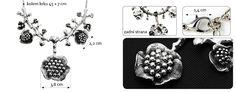 Etno náhrdelník #infographics #sperky #jewellery #jewelry #fashionjewellery #bizu #Necklaces #czech #czechgirl #náhrdelník #infografika #etno