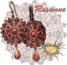 Pendientes Rosanne