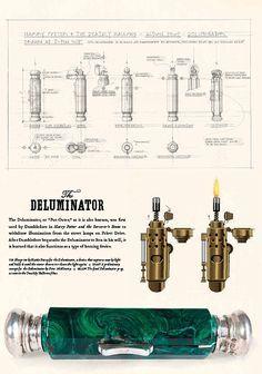 Dumbledore's Deluminator