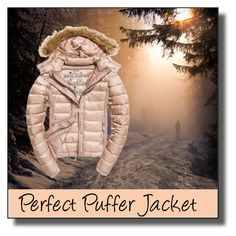"""😉😊 Puffer Jacket 😉😊"" by sabine-713 ❤ liked on Polyvore featuring Fuji"