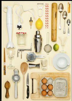 Kitchen utensils <3