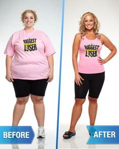 Biggest Loser Season 13 Finale naked before and after...