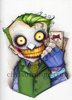 Joker by Christopher Uminga
