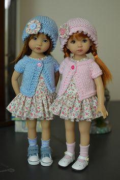 Little Darling Doll American Doll Clothes, Baby Doll Clothes, Crochet Doll Clothes, Sewing Dolls, Knitted Dolls, Pretty Dolls, Cute Dolls, Beautiful Dolls, Doll Patterns Free