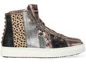 Grijze Stokton schoenen 625-D