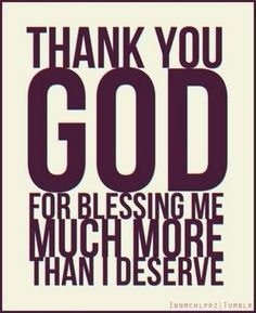 i truly believe this I am so blessed to have such wonderful people in my lives!