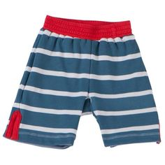b1f9e1e71078 Blue Stripes Reversible Shorts Baby Clothes Online