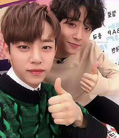 Daehyun & Yongguk
