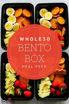 Breakfast Snack Boxes Meal Prep Getting ready for the This Bento Box Meal Prep is easy to make, pack, and take to work.Getting ready for the This Bento Box Meal Prep is easy to make, pack, and take to work. Whole 30 Snacks, Whole 30 Lunch, Whole 30 Breakfast, Breakfast Snacks, Whole 30 Recipes, Breakfast Ideas, Paleo Breakfast, Paleo Meal Prep, Lunch Meal Prep