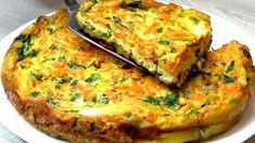 Jen brambory, mrkev a vejce! Zvládnete to za 5 minut! Best Breakfast Recipes, Breakfast Dishes, Brunch Recipes, Vegan Recipes, Cooking Recipes, Veg Dishes, Potato Dishes, Food Dishes, Vegan Wine