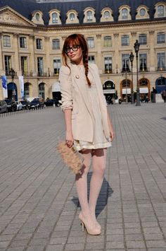 Place Vendôme (by Louise Ebel) http://lookbook.nu/look/589489-Place-Vend-me  JACKET, ZARA, in ZARA OUTERWEAR  DRESS, TOPSHOP, in TOPSHOP DRESSES  CLUTCH , ASOS, in BAGS  SHOES, MIU MIU