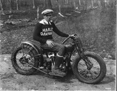 Off road Harley