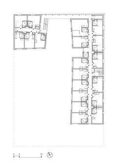 Gallery - En-Social Housing Residence / PetitDidier Prioux Architectes - 14