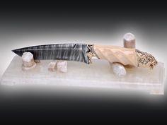 Нож «Гепард» купить в Киеве, лучшая цена | Кульбида & Лесючевский Knives And Tools, Knives And Swords, Pretty Knives, Damascus Blade, Forged Knife, Knife Art, Best Pocket Knife, Edc Knife, Custom Knives