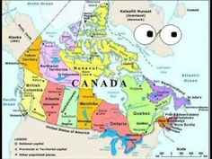 Catchy little song about Canada that my kids enjoyed...