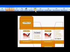 Packmage packaging carton box design software 3d display.wmv