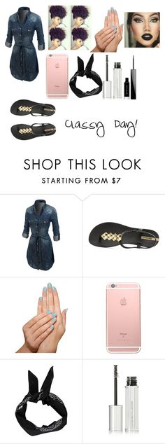 """Classy Day!"" by jaden-norman on Polyvore featuring LE3NO, IPANEMA, Piggy Paint, Boohoo and Givenchy"