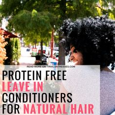 Protein Free Leave In Conditioners For Natural Hair - Protein Sensitivity is no joke when it comes to choosing products. Here are my ave protein free leave in conditioners for natural hair. Low Porosity Hair Products, Hair Porosity, Damp Hair Styles, Curly Hair Styles, Natural Hair Styles, Natural Beauty, Natural Hair Shampoo, Natural Hair Growth, Diy Scalp Detox