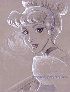 Cinderella by Brianna Cherry Garcia