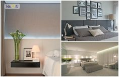Inspiração quartos #casadasamigas #bedroom #quartos