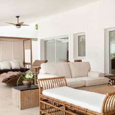 Bring the beach into the house. Photos by Silvana Lara Nogueira. (In Portuguese)