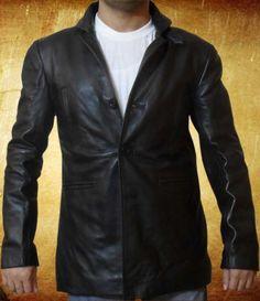 Max Payne Leather Jacket
