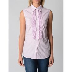 Pink L Fred Perry Womens Shirt 31213066 0032