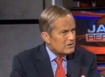 "Missouri U.S. senate candidate Todd Akin has stoked more outrage today by claiming that male homosexuality is a disease and that the medical establishment has found the cure.  Already under fire for his comments regarding rape, he told a reporter for Cape Giradeau's KBSI 23 News that ""female breastmilk - when fed directly to an adult homosexual male daily for at least four weeks - has a 94% chance of permanently curing homosexual perversions. Lesbians can be cured by drinking something…"