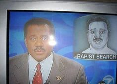 bad day to be a news caster