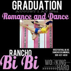 Romance and dance rancho cucamonga
